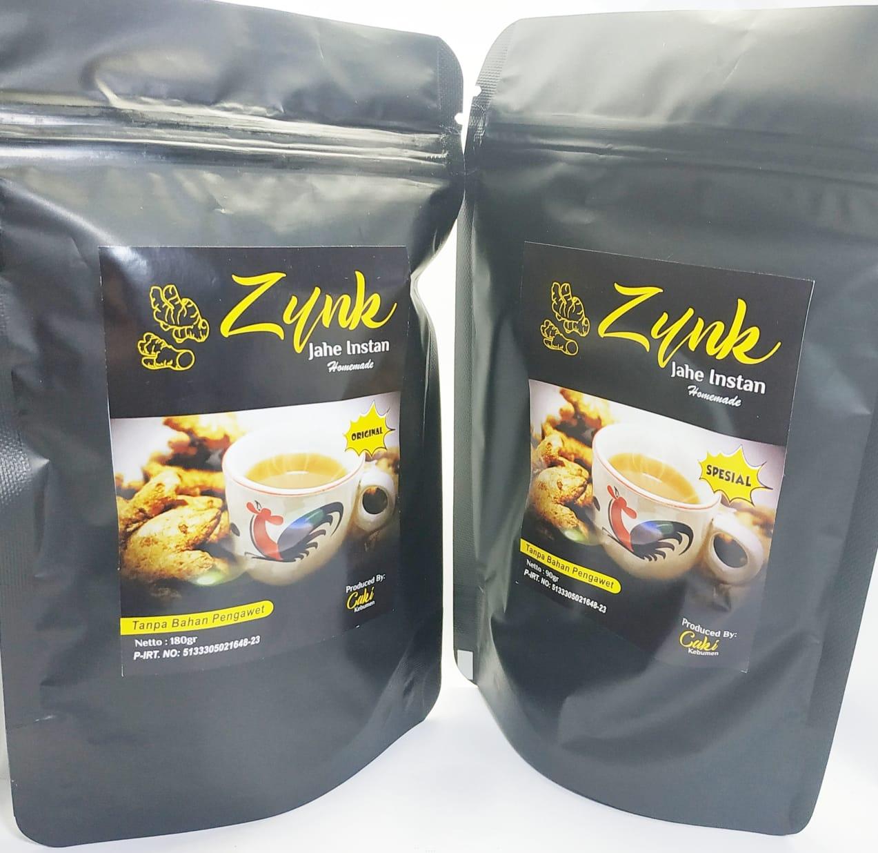 Zynk (untuk penjualan di Indonesia)